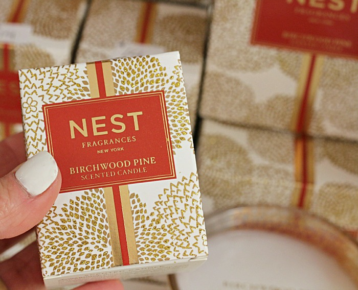 Nest Pine Candle