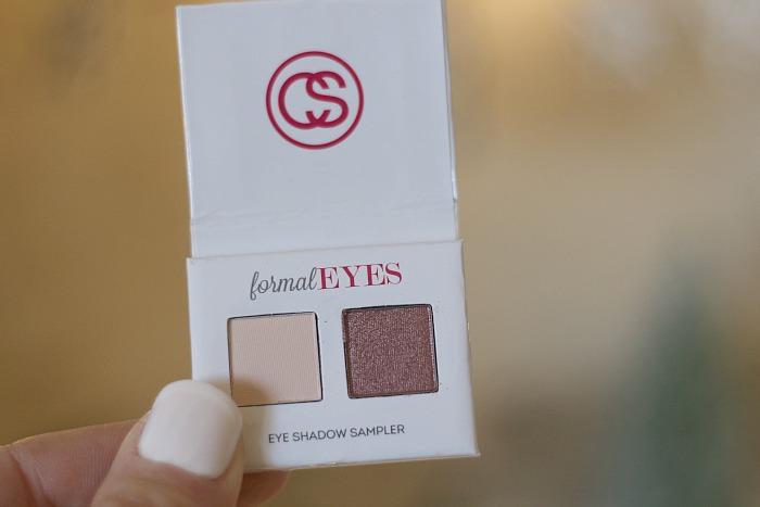 CS formal eyes