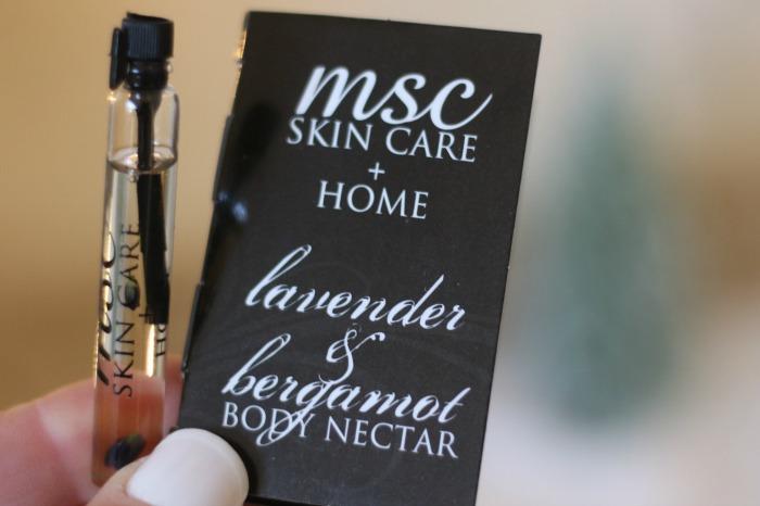 MSC Body Nectar
