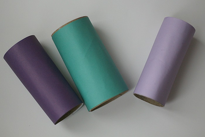 Covered rolls