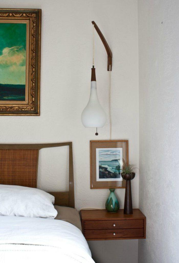 Floating Bedside Table 1