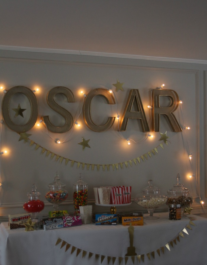 Oscar Party Bar
