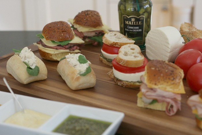 Sandwich Bar 2