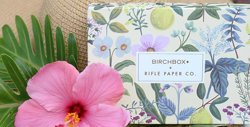 Birchbox Subscription Review April 2016