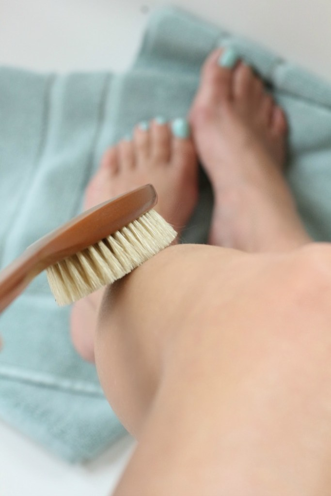 Body Brushing for Healthy Beautiful Skin