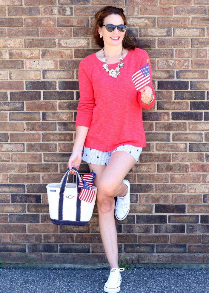 July 4 Outfit