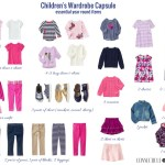 Children's Capsule Wardrobe
