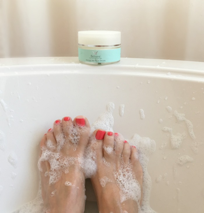 The Best Natural Foot Cream