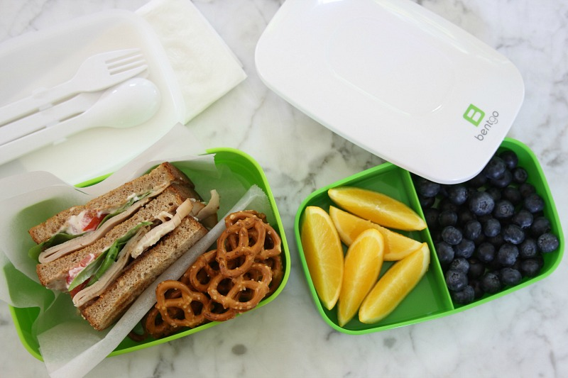 Five Delicious Back To School Lunches They'll Love