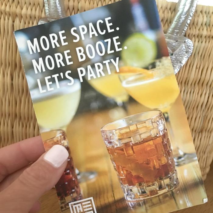 Mecha Noodle Bar Party