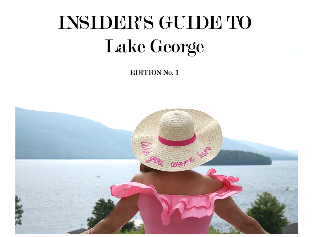 Insider's Guide to Lake George