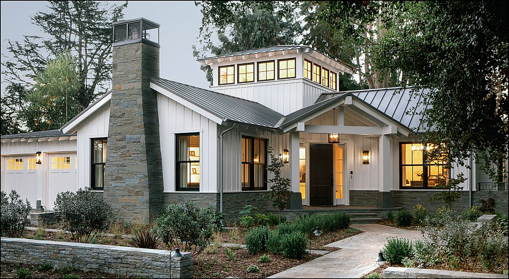 Its No Secret That Modern Farmhouse Style Has Swept The Country In Addition To Actual Architecture Of Exterior And Interior Decor Become