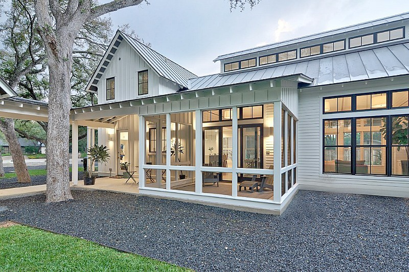 Key Characteristics Of Modern Farmhouse Homes Connecticut In Style