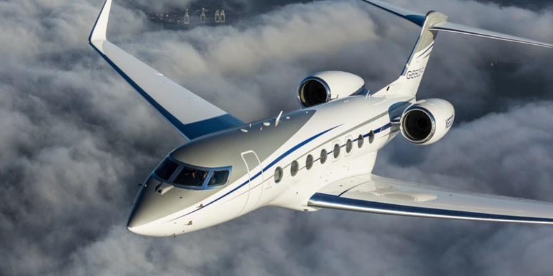Gulfstream G650 Breaks A New World Record Cti