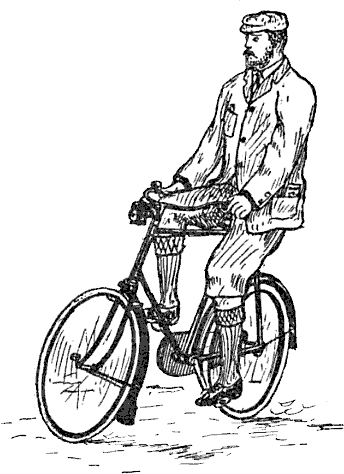 Man on Bike