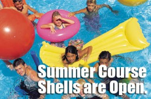 Summer Canvas Course Shells are Open