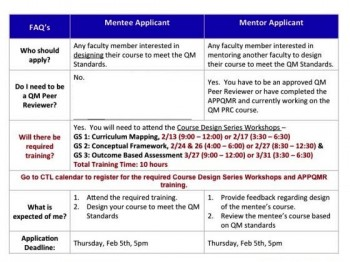 Gold Star Important Dates