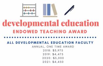 Developmental Education Endowment