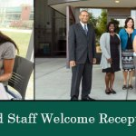 New Faculty and Staff Welcome Reception