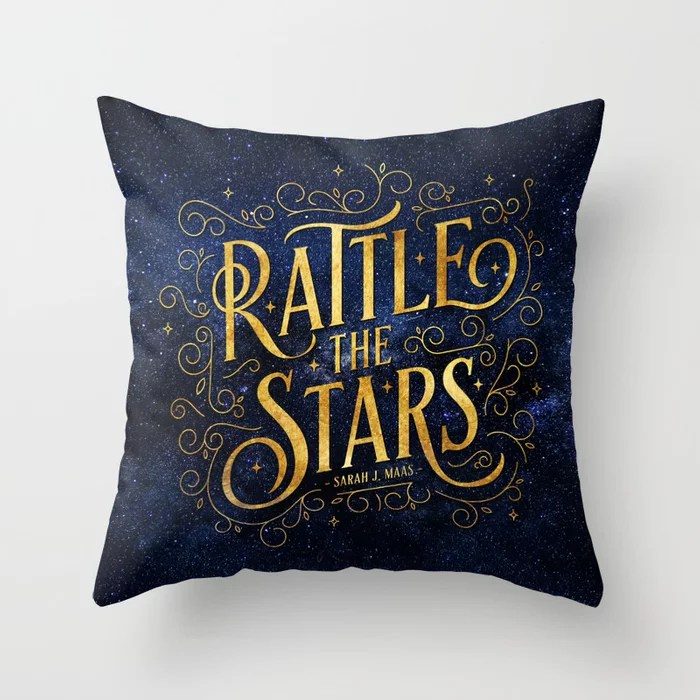 Rattle The Stars Pillow