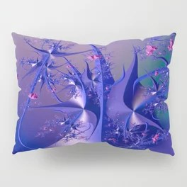 The dance of flowers Pillow Sham