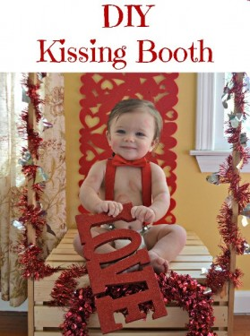 DIY Kissing Booth CT Mommy Blog