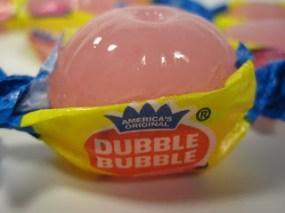 Double Bubble Gum Vodka Jello Shots