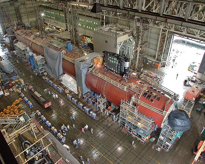 United States Navy / wikimedia commons