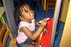 Photo courtesy of Jessica Ciparelli of the CT Early Childhood Alliance