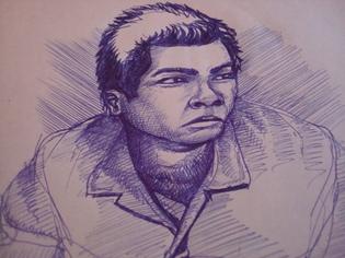 Nick Vinocur sketch