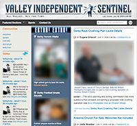 The Valley Independent Sentinel