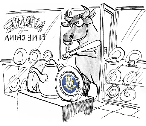 CTNewsJunkie compilation - Cartoonresource & Lukasz Stefanski via Shutterstock