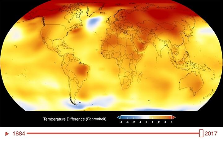 Data source: NASA/GISS; Credit: NASA Scientific Visualization Studio