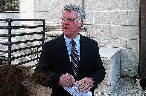Hugh McQuaid file photo