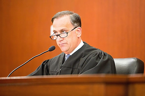 Photo of Judge Thomas Moukawsher