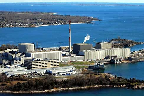 COURTESY OF MILLSTONE NUCLEAR POWER STATION