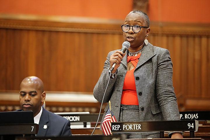 Rep. Robyn Porter (CTNewsJunkie File Photo)