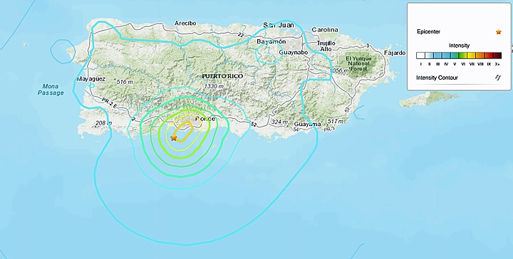 courtesy of earthquake.usgs.gov