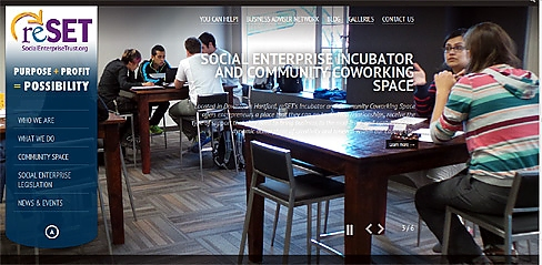 reSet website screengrab