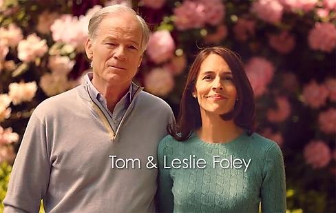 Screengrab of ad