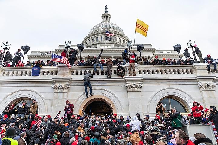 January 6 insurrection