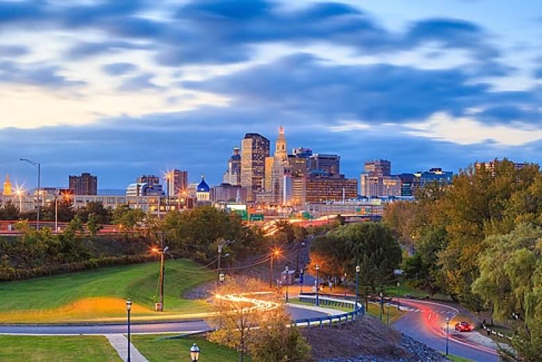 Hartford, Conn. (f11photo via Shutterstock)