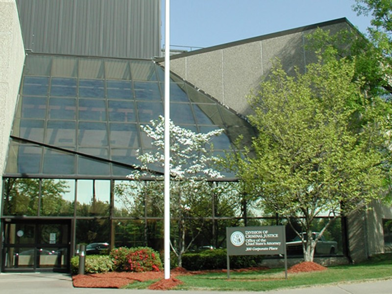 Image of the Office of the Chief State's Attorney in Rocky Hill, Connecticut