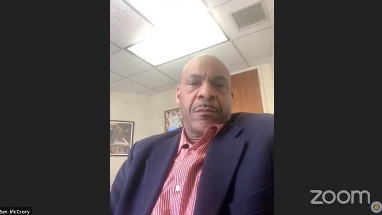 Sen. Doug McCrory, D-Hartford