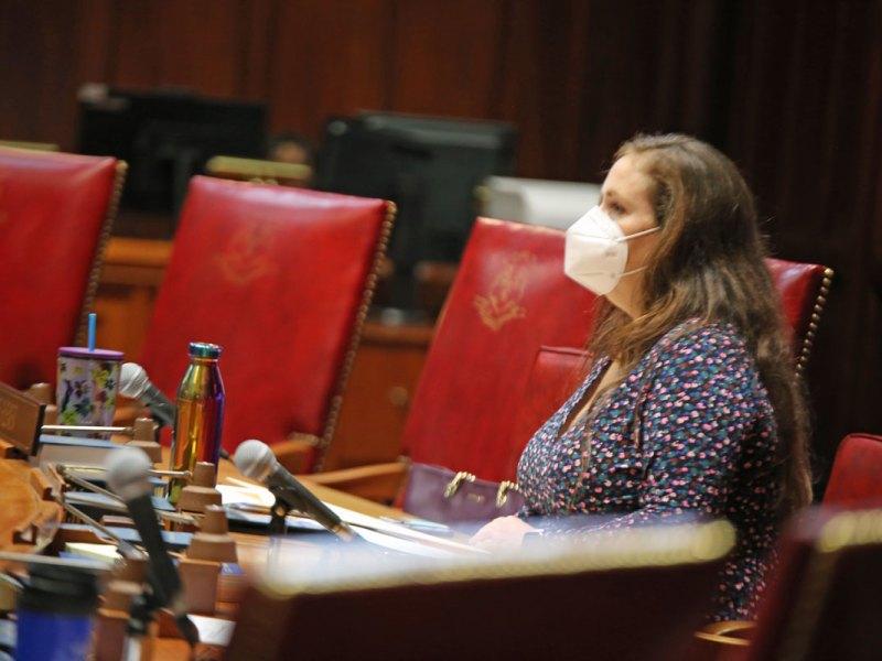 Sen. Mae Flexer (Christine Stuart Photo)