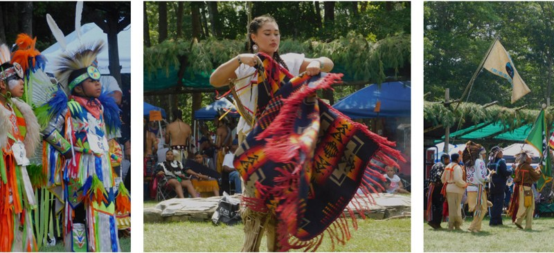 The public can watch various performances of tribal customs at Schemitzun: Feast of Green Corn and Dance on Aug. 28 and 29 at the Mashantucket Pequot Cultural Grounds.