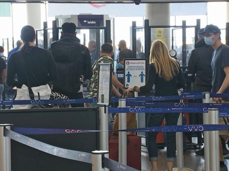 Bradley International TSA