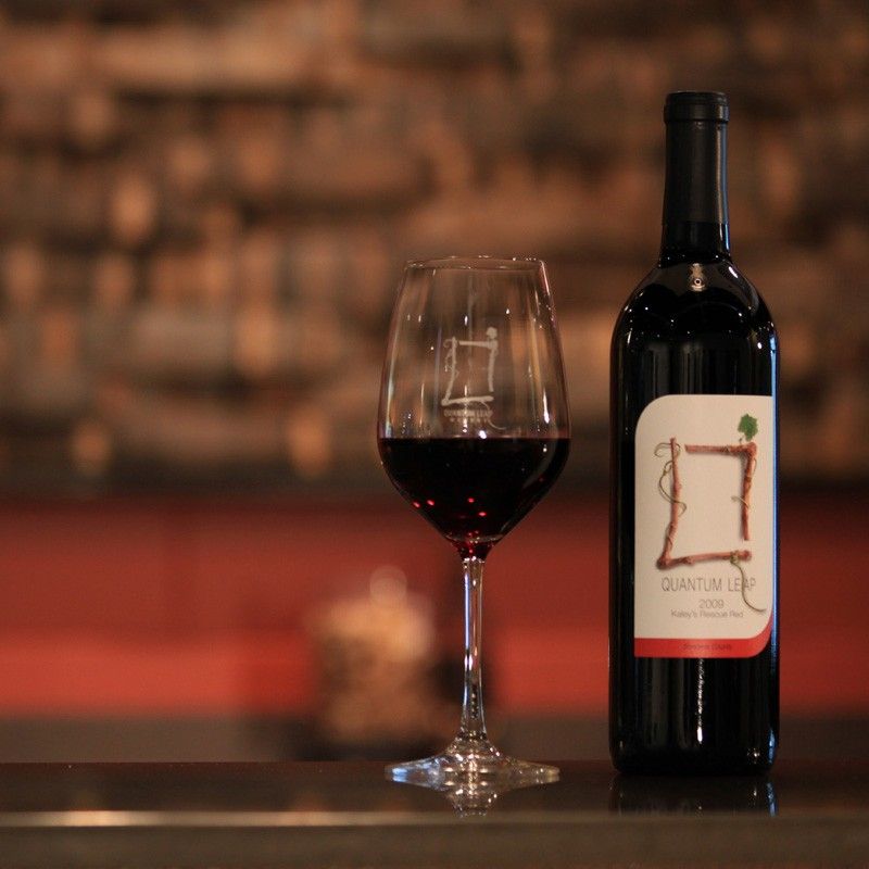 Quantum Leap Winery | C Todd Law | Gifts that give back