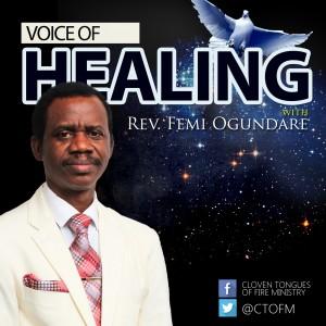 Healing on air POD