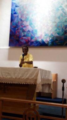 Rev Olufemi Ogundare ministerinf the Word in Qatar